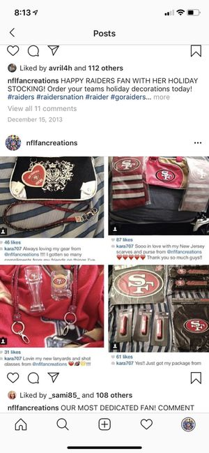 Bunch of Niners gear!! for Sale in Los Angeles, CA