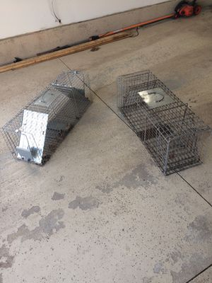 Live traps for Sale in Wyoming, MI