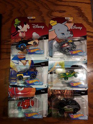 Hotwheels Disney series 3 complete set for Sale in Orlando, FL