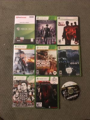 Xbox 360 games for Sale in Fort Washington, MD
