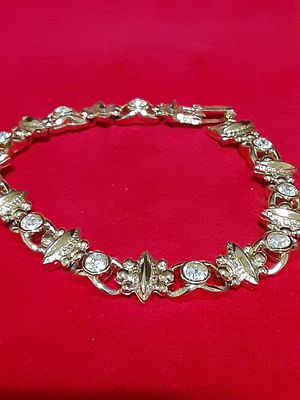 18-karat gold electric plate over silver for Sale in Greer, SC