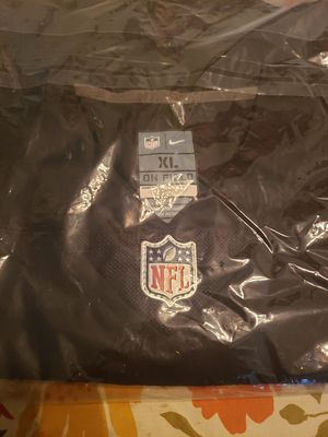 49ers Black rush jersey for Sale in Anaheim, CA