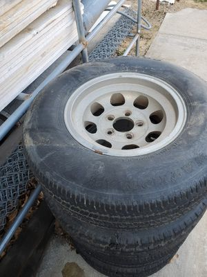 Chevy truck tires for Sale in Waterloo, NE
