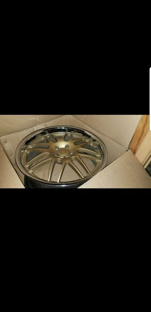 20 inch new rims for Sale in MONTGOMRY VLG, MD