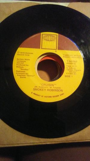 SMOKEY ROBINSON turntable record for Sale in Greenville, MS