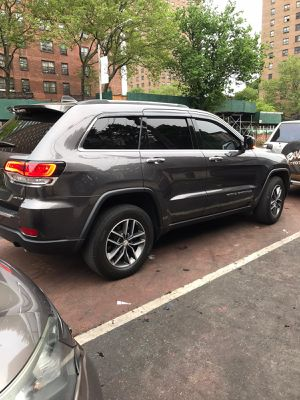 Cherokee limited stock rims and tires. for Sale in The Bronx, NY