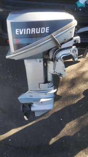 Evanrude 15hp boat motor for Sale in North Highlands, CA