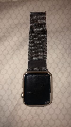 Apple Watch 38mm series 2 for Sale in Pasadena, MD