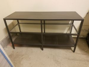 Tv stand/media stand for Sale in Seattle, WA