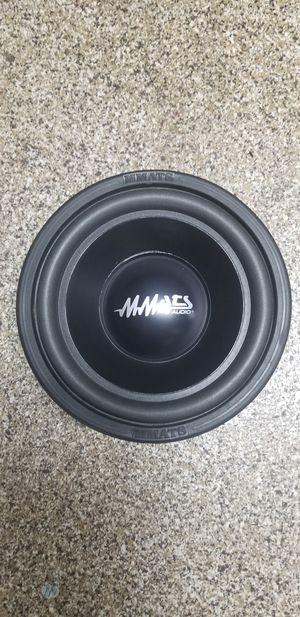 Mmats 500 watt pro audio subwoofer for Sale in Brandon, FL