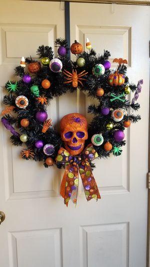 Halloween Wreath for Sale in Scottsdale, AZ