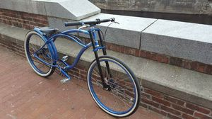 Custom gt dynno frame and a lot of Custom parts and hydraulic disk brakes for Sale in Lowell, MA