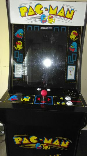 Used, Pacman arcade system for Sale for sale  Newark, NJ
