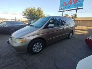 2004 Honda Odyssey for Sale in Fresno, CA