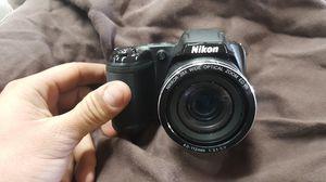 Nikon D3000 10.2MP Digital SLR Camera with 18-55mm f/3.5-5.6G AF-S DX VR Nikkor Zoom Lens for Sale in Baltimore, MD