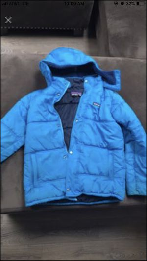 Boys Patagonia Jacket, XL for Sale in Gig Harbor, WA