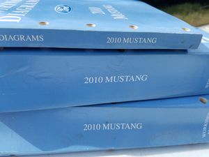 2010 Ford Mustang Factory Repair Manuels for Sale in Anacortes, WA