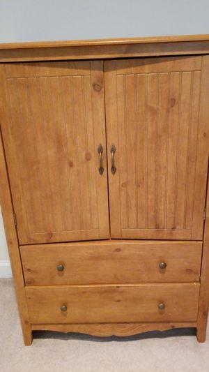 Armoir and dresser for Sale in Manassas Park, VA