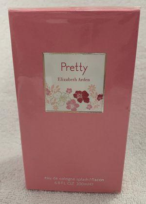 Elizabeth Arden Pretty Eau de Cologne Giant 6.8 FL. OZ. Women's Perfume for Sale in San Diego, CA