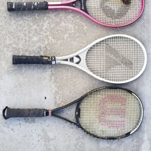 Tennis Rackets for Sale in Palos Verdes Peninsula, CA