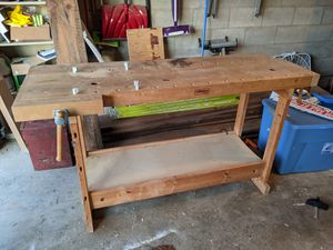 Sjobergs Woodworking Workbench for Sale in Millers, MD