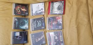 PS3 11 Games with Wireless Controller )PRICE FIRM NO OFFERS ACCEPTED for Sale in Hialeah, FL