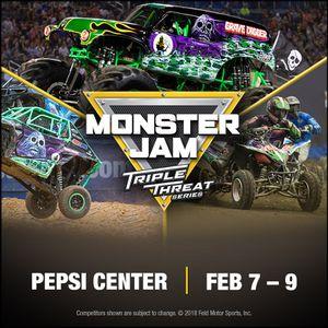 Monster jam for Sale in Denver, CO