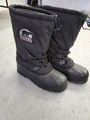 Sorel Snowmobiling Boots - Size 14 for Sale in Tacoma, WA