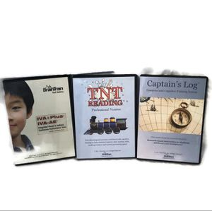 ADD / ADHD BrainTrain Software Lot for Sale in Richmond, VA