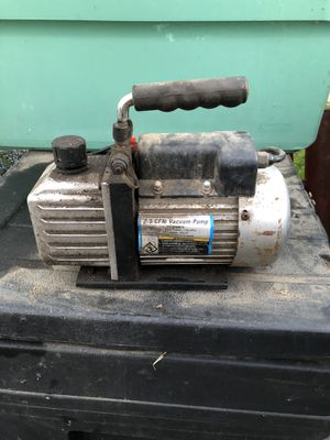 Vacuum Pump for Sale in Tracy, CA