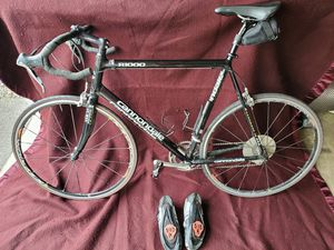 Used Cannondale R1000 (60vm frame size) for Sale in Buckley, WA