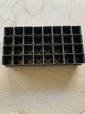 """3"""" Deep pot Seed Starting Tray for Sale in Garden Grove, CA"""