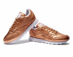 Reebok Classic x FACE Stockholm Metallic Bronze for Sale in Dublin, CA