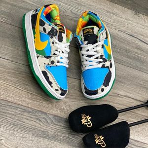 Ben And Jerry Dunks Sb Chunky Dunky Friends & Family Size 10 Mens for Sale in Loughman, FL