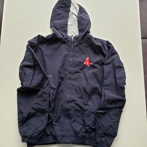 Navy Blue Red Sox (2-Sox) Hoodie Jacket - Size: Medium for Sale in Boston, MA