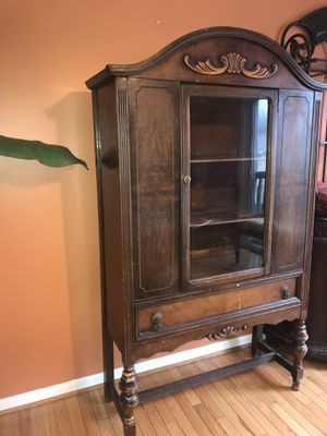 Antique hutch for Sale in Clinton, MD