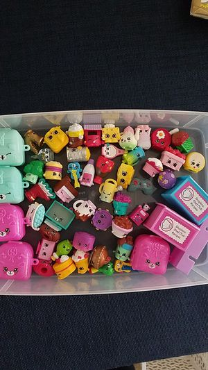 Shopkins for Sale in Snoqualmie, WA