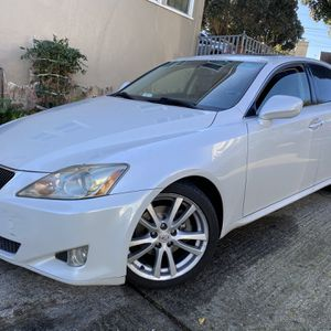 2007 Lexus IS250 Clean Title Excellent Condition for Sale in Daly City, CA