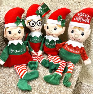 Personalized Elves for Sale in Tampa, FL
