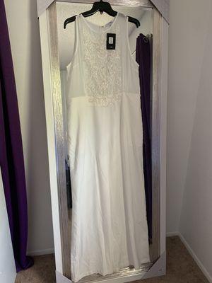 Bridal Jumpsuit/ Wedding Dress Underskirt (mermaid) for Sale in Winter Haven, FL