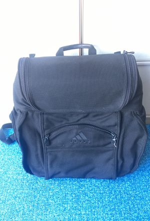 Adidas backpack, laptop bag. Like new used a couple of times. This is a very sturdy, professional backpack that far exceeds standard backpacks for Sale in Portland, OR