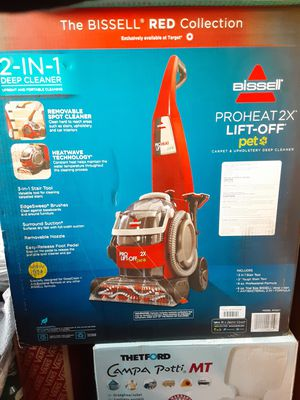 Bissell two-in-one deep cleaner for Sale in San Jose, CA