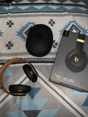 Beats studio 3 wireless for Sale in Tracy, CA