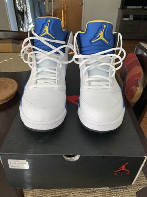 Jordan 5 Laney Retro size 11.5 DS for Sale in Glendale, CA
