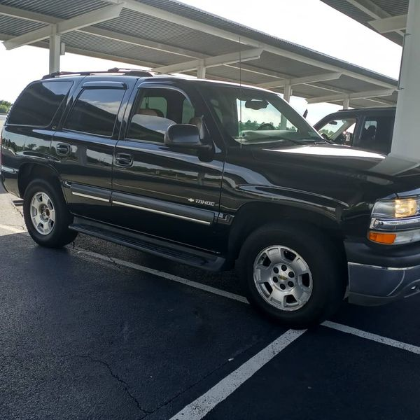 2003 CHEVY TAHOE 185K MILES ON THE ENGINE