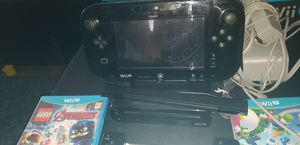 Nintendo Wii u for Sale in Modesto, CA