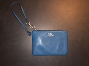 Coach wristlet for Sale in Westminster, MD