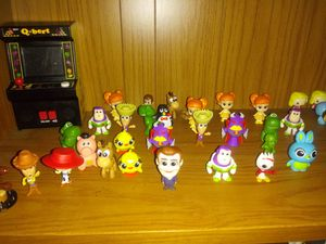 Toy Story Collectible Minifigs 28 count for Sale in Citrus Heights, CA