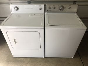 Great working washer and dryer for Sale in Portland, OR