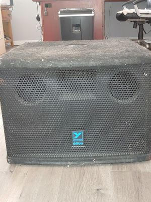 YORKVILLE ELITE SUBWOOFER for Sale in Tampa, FL